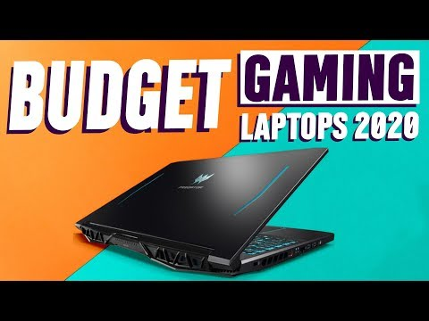 TOP 3 Best Budget Gaming Laptops In 2020 W/ Benchmarks! ($300-$1500)