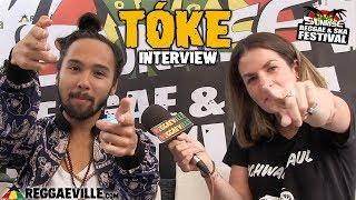 Tóke - Interview @Sunrise Reggae & Ska Festival 2019