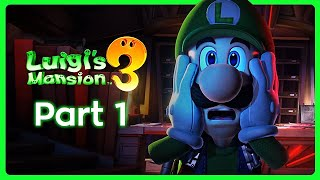 TALL BOY VS GHOSTS • Luigi's Mansion 3 Gameplay / Walkthrough