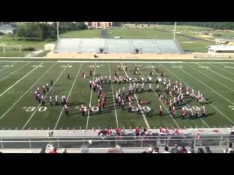 South jones high school band competition