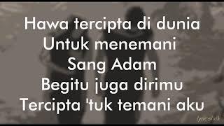 Dewa - Dua Sejoli + lirik (Bahasa Indonesia)