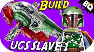 Lego Ucs Slave 1 Star Wars 75060 Flash Speed Build