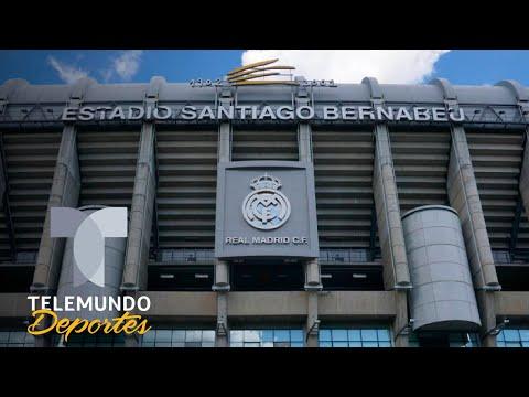 El épico time-lapse del Real Madrid con las obras del Santiago Bernabéu | Telemundo Deportes