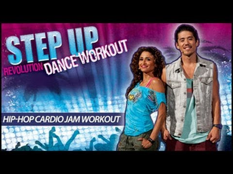 Step Up Revolution: Hip Hop Cardio Jam Fitness Workout- Brya