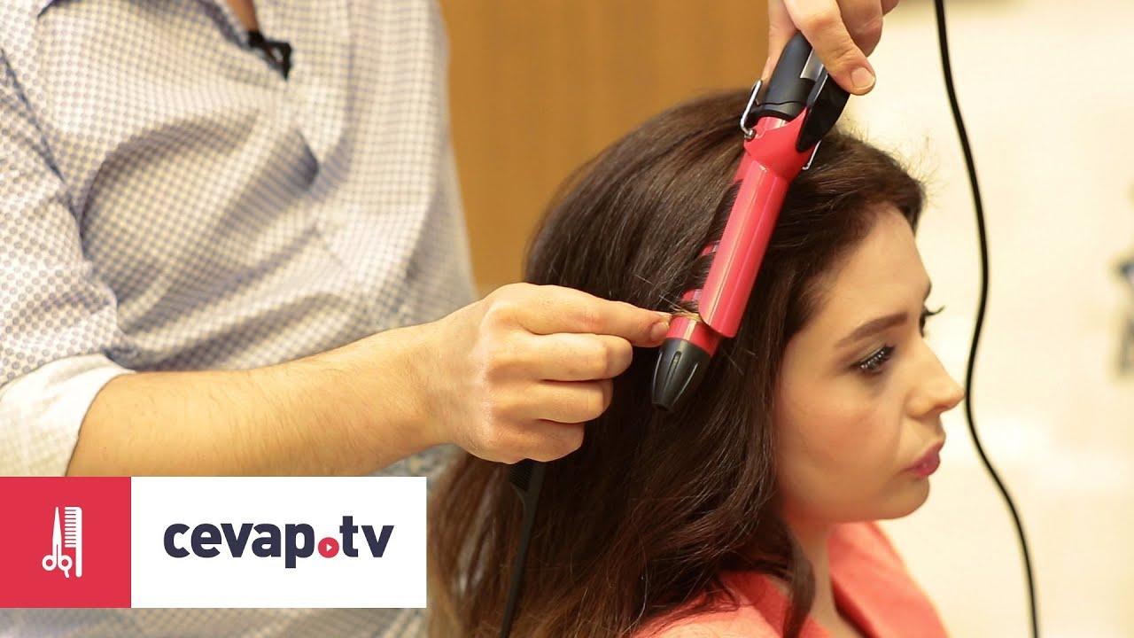 Saça Nasıl Dalga Verilir