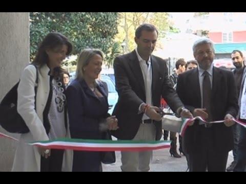 Napoli - Un asilo nido anche nella V Municipalità (10.11.14)