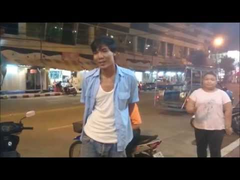 Pattaya taxi scam