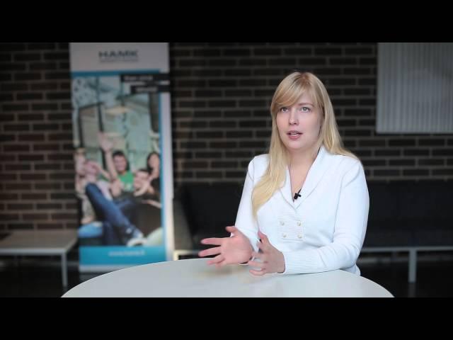 Tieto- ja viestintätekniikka - Hämeen ammattikorkeakoulu - Maija Apunen