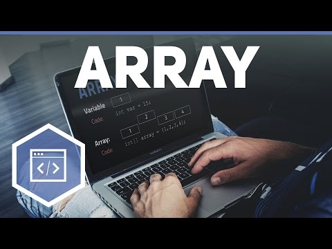 Arrays - Java Tutorial 10
