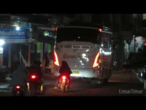 Bus Malam Lintas Bima-mataram-surabaya-jakarta