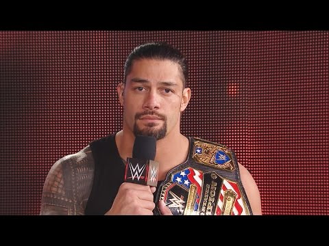 Roman Reigns believes he can succeed where Seth Rollins failed: Raw Talk, Oct. 30, 2016