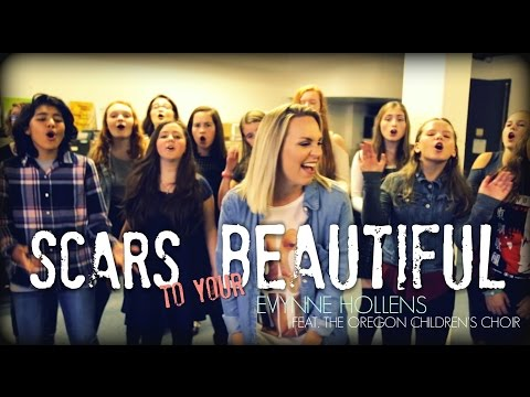 Alessia Cara - Scars To Your Beautiful - Cover By Evynne Hollens