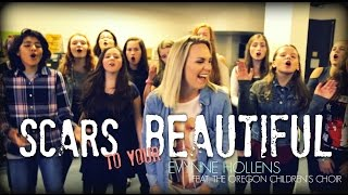 Repeat youtube video Alessia Cara - Scars to Your Beautiful - Cover by Evynne Hollens