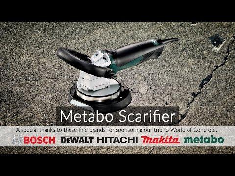Metabo Scarifier