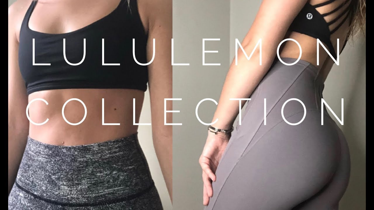 92d73783a37 MY LULULEMON COLLECTION 2019 | TRY ON HAUL | (SOME MUST HAVE WORKOUT  CLOTHES !! )