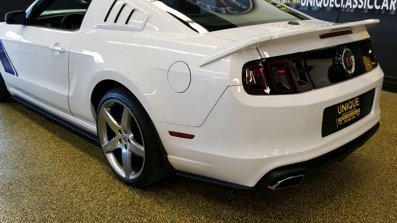 2014 Roush Mustang For Sale