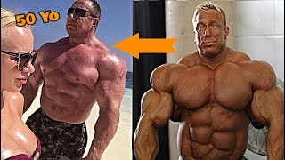 Markus Ruhl's Shape After 9 Years of Retirement | Still Training Heavy 2018
