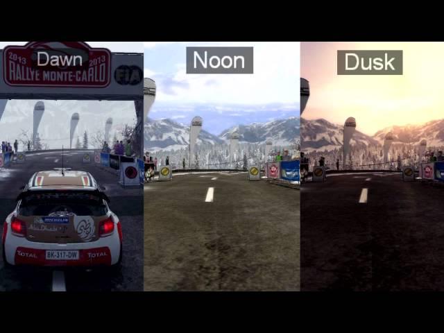 WRC 4 Preview part 1
