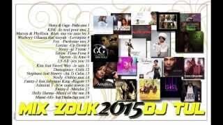 Deejay Tul Mix Zouk 2015