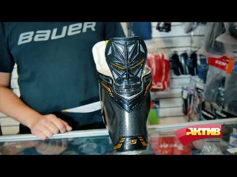 Обзор хоккейных коньков Bauer Supreme 2s