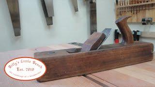 Htotw #16 Wooden Jack Plane