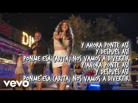 María Isabel, Juan Magan – Esa Carita (Official Lyric Video)