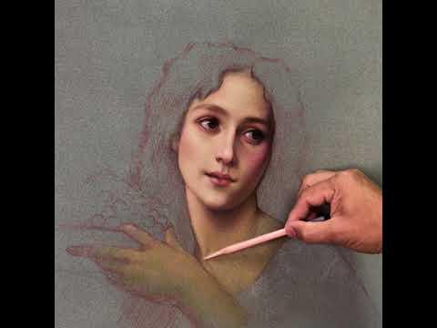 LaTreille - After Bouguereau