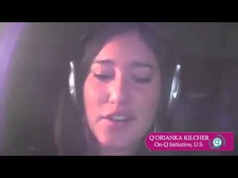 Q orianka Kilcher   How I Have Changed   Decided to live a f
