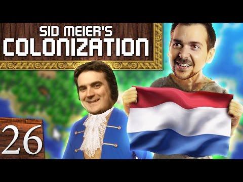 Sid Meier's Colonization #26 - Horse Walls