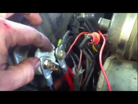 1987 f250 wiring diagram 1988 f350 no crank no start youtube  1988 f350 no crank no start youtube
