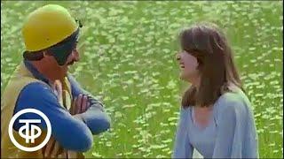 """Бабочка. Из цикла комедийных короткометражных фильмов """"Дорога"""" (1977)"""