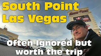 South Point Las Vegas will Probably SURPRISE You - Full Suite Walkthrough & Hotel Tour