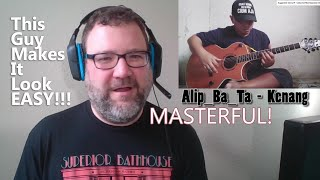 Download Music Teacher Reacts to Alip_Ba_Ta Kenang   My First Reaction to Virtuosic Solo Fingerstyle Guitar