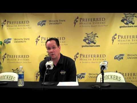 Gregg Marshall Press Conference 1-8-13