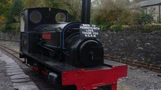 Penrhyn Quarry Railway 13/11/2016 - Jubilee 1897