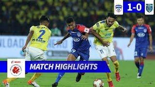 Bengaluru FC 1-0 Kerala Blasters - Match 21 Highlights | Hero ISL 2019-20