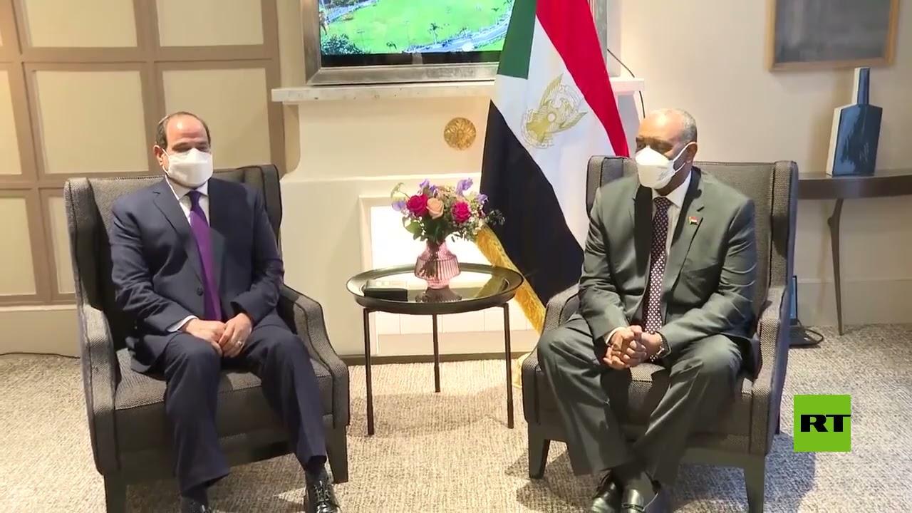 رئيس مجلس السيادة الانتقالي السوداني عبدالفتاح البرهان يلتقي الرئيس المصري عبدالفتاح السيسي  - نشر قبل 4 ساعة