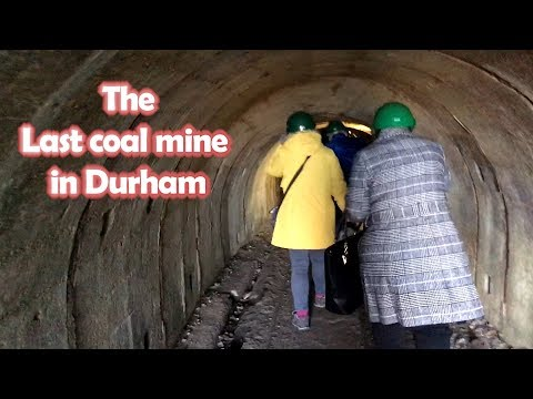 The Last Coal Mine In Durham UK