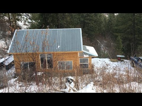 Download Youtube: Little House in Winter -- Crafting the Handmade Doors