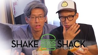 IN-N-OUT vs. SHAKE SHACK [Part 2] - Lunch Break!