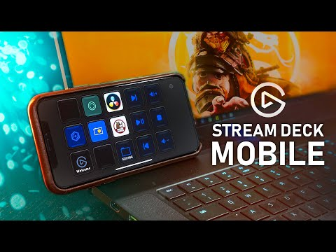 Get Stream Deck On Your SMARTPHONE - But Is It Any Good?
