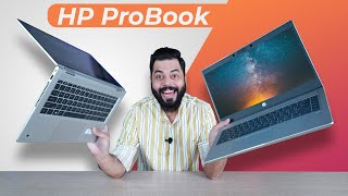HP ProBook x360 435 & HP ProBook 445 First Impressions & Quick Review ⚡ Pro Laptops For Pro's