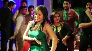 Surprise Indian Wedding Dance Performance 2018