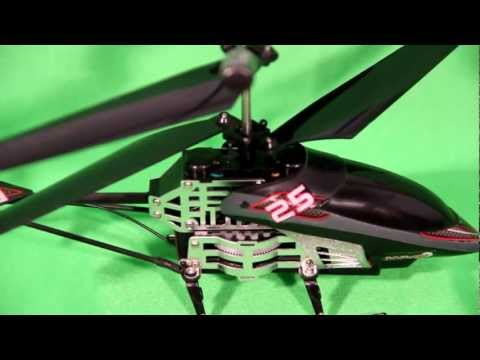 Wi-Fli RC Helicopter Review.  Fly With iPhone or Android