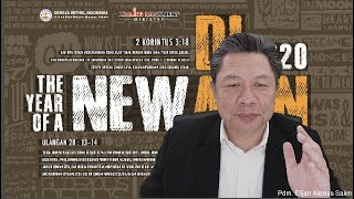 Pdm. Elijah Alexius Salim - Peyertaan Tuhan di Padang Gurun -