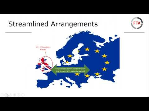 Brexit - what are the implications for logistics - August 2017