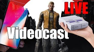Videocast Adrenaline: iPhone X caro, Snes Classic caro também e GTX 1070 Ti