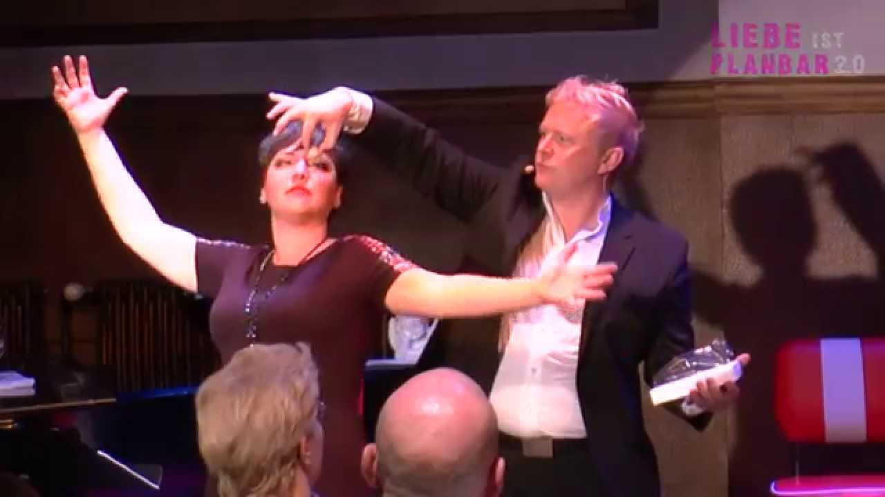 Neuro-Kabarett Berlin: Dr. Sven Sebastian und Friends - Liebe ist planbar 2.0 - Trailer 2