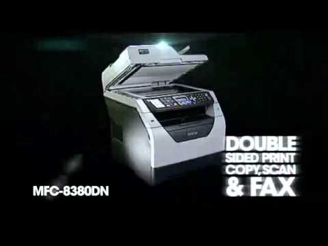 MFC-8380DN TREIBER