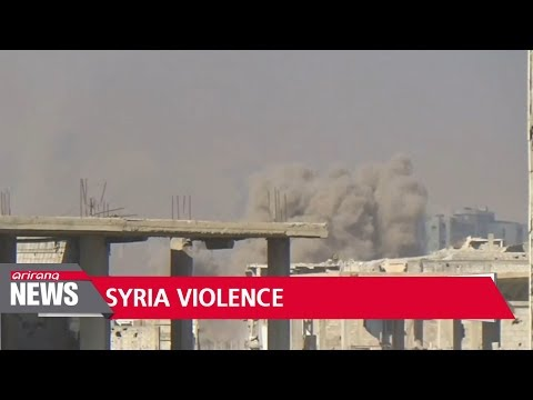 Syria air strikes kill over 140 in Eastern Ghouta
